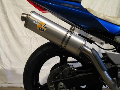 2004 2008 Suzuki Sv650 Leo Vince Full Exhaust System