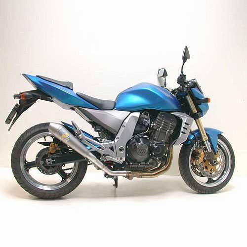 2003-2006 Kawasaki Z1000 Leo Vince SBK EVO II GP Style Slip-on ...