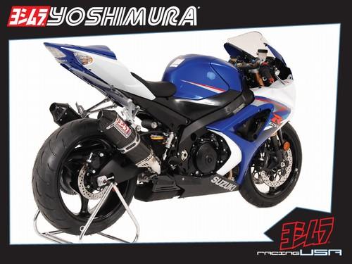20072008 Suzuki Gsxr1000 Yoshimura Trc Slipon Exhaust Dual Canister: 08 Gsxr 1000 Exhaust At Woreks.co