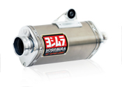Yoshimura 2003-2013 Kawasaki KLX125 / 2003-2016 Suzuki DRZ125 TRS Full Exhaust System SS/AL  (2440500-SA)