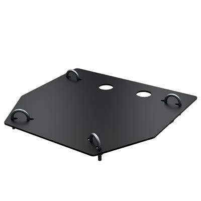 Kolpin ATV Mount Kit (Fits 15-0070, 33-0000 & 33-0070 Push Tubes) Yamaha (15-5640)