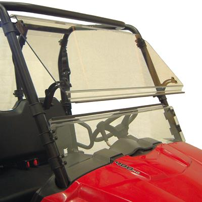 Kolpin UTV Windshields Polaris Ranger/Electric Full-Tilt Windshield (2630)