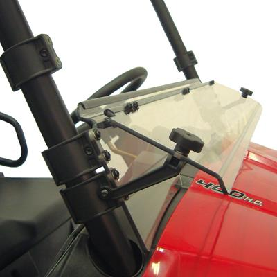 Kolpin UTV Windshields Polaris Ranger /Electric Half Folding Windshield (2632)