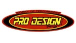 Pro Design (PD219) Air Filters Pro Flow ATV Air Filter Kit - PRO FILTER KIT K-N GRIZZLY 660