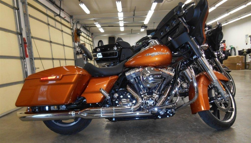 2009-2016 Harley Davidson Touring FLH/FLT Boss Fat Cat 2:1 Chrome Straight  Cut Perforated Wrapped Baffle D&D Full Exhaust System (556Z-32TQ)