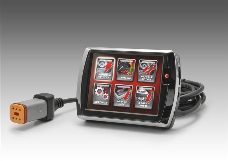 Dynojet Power Vision Flash Tuner (PV-2) - Harley Davidson CAN ECM  (2014-2019 Softail / Dyna / Sportster / Touring / Street)
