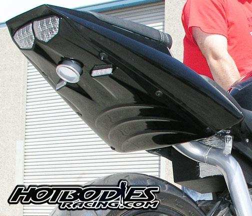 2003 2005 R6 2006 2009 R6S Hotbodies Superbike Undertail Exhaust