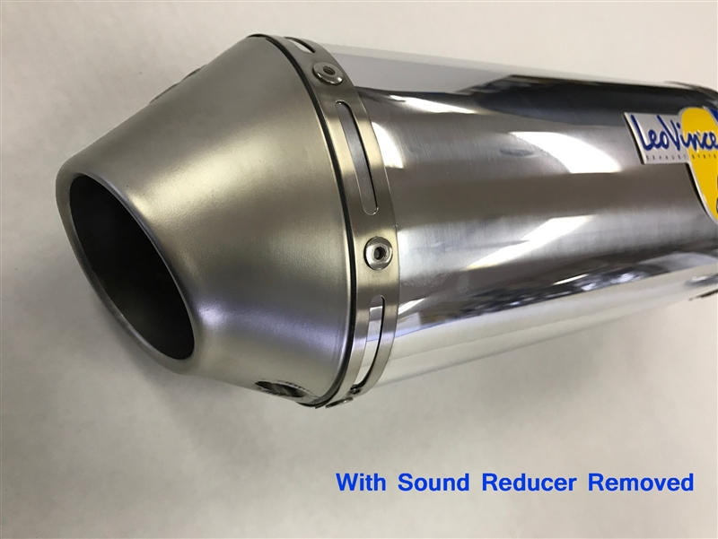 2009-2014 Yamaha R1 Leo Vince SBK Oval Racing Aluminum Unlimited with  Conical End Caps Slip On Exhaust - Dual Canisters (8196) - 40% OFF RETAIL