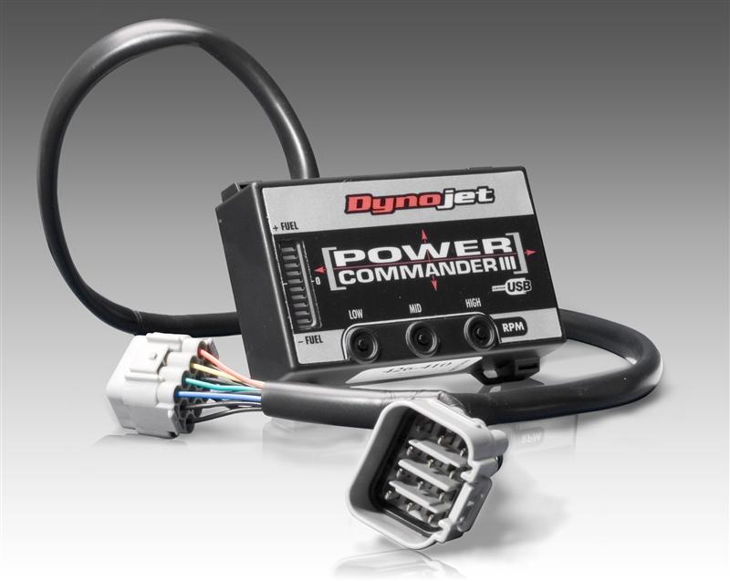 2003-2005 Yamaha R6 DynoJet Power Commander 3 (PC3) USB on power commander maps for harley-davidson, power commander logo, power commander lcd, power commander app,