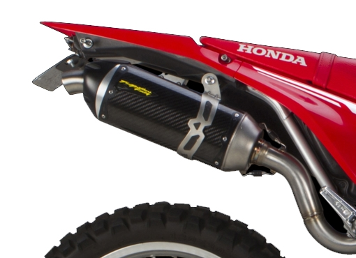 2017 2019 Honda Crf250l Rally Two Brothers Racing Slip On Exhaust