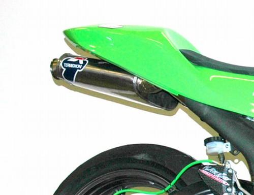 2005 2006 Kawasaki Zx6rr Zx6r 636 Termignoni Racing Slip On Exhaust