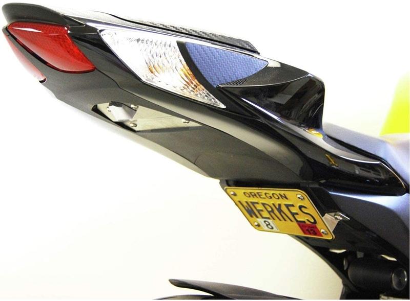 2011-2019 Suzuki GSXR750 Competition Werkes Fender