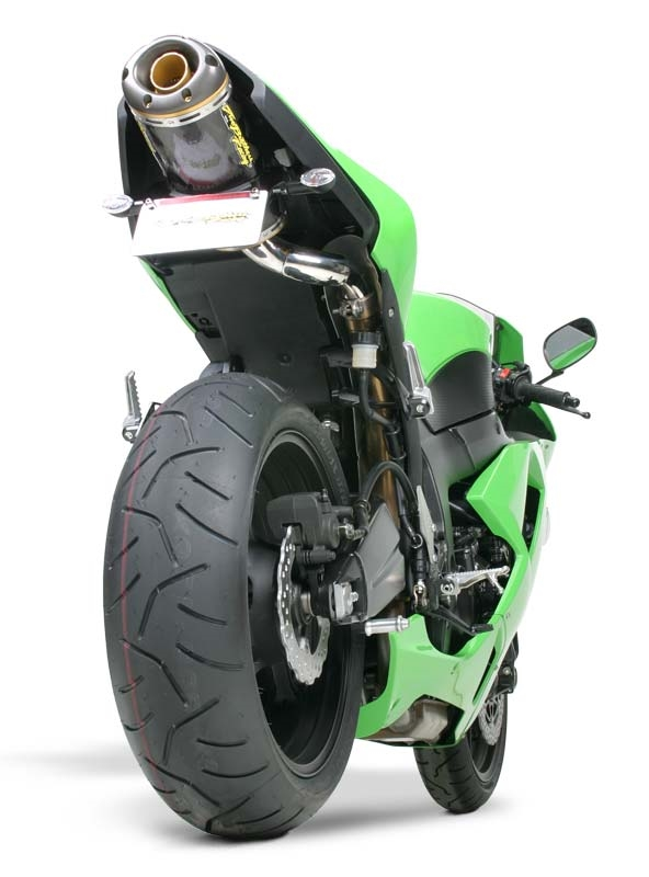 2007-2008 Kawasaki ZX6R Two Brothers Racing FULL Exhaust System ...