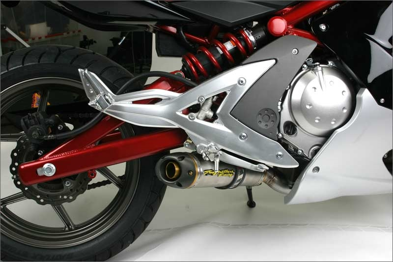 2006-2011 Kawasaki Ninja 650R Two Brothers Racing Slip On Exhaust ...