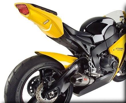 2008 2011 Honda Cbr 1000rr Kr Tuned Full Exhaust System 7