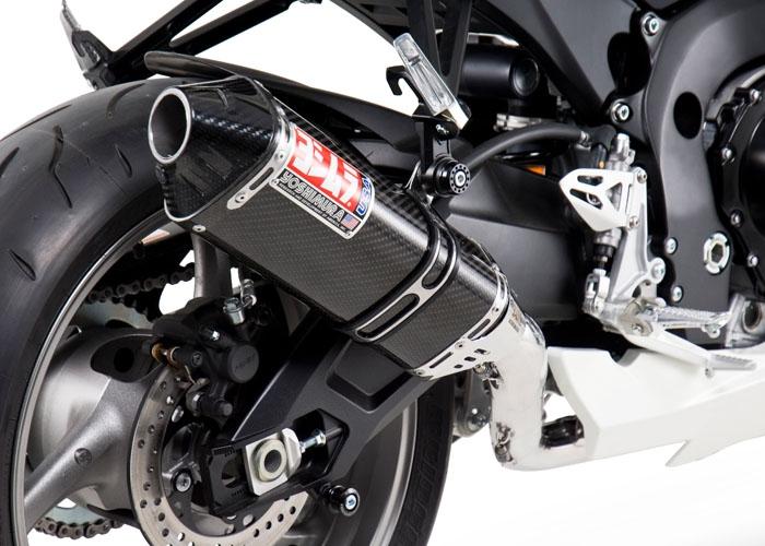 Yoshimura 20112017 Suzuki Gsxr600 Gsxr750 Trc Full Exhaust System With Carbon Fiber Canister: 2013 Suzuki Gsxr 750 Exhaust At Woreks.co
