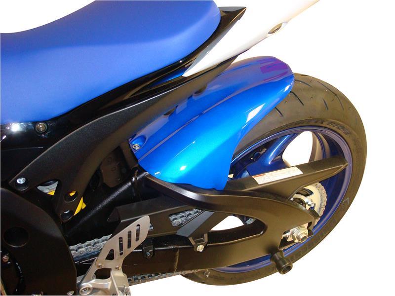 Hotbodies Racing 60801-1205 Metallic Triton Blue Rear Tire Hugger