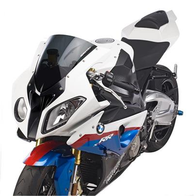 Hotbodies Racing 51303-1604 Solid Black Dual Radius GP Windscreen