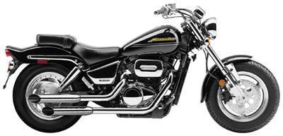 Cobra Exhaust (3162SC) Mufflers / Slip-ons Boulevard Slip-On Exhaust - SL/C S/O MARAUDER800 99-04