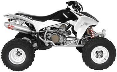 Yoshimura 2006-2009 Honda TRX450R RS2 Full Exhaust System SS / AL (2276513)