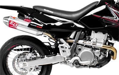 Yoshimura Suzuki 2000-2012 DRZ400S / 2006-2009 DRZ400SM RS2 Full Exhaust System SS / AL (2166503)