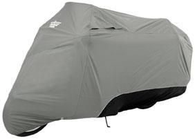 UltraGard (4-444CB) Covers Touring Cover - LARGE TOURING CVR - CHAR/BLK (TR PN 417620)