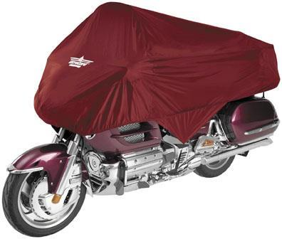 UltraGard (4-458A) Covers Classic Half Cover - TOURING HALF COVER CRANBERRY (TR PN 417654)