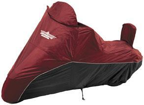 UltraGard (4-459AB) Covers Cruiser Cover - LARGE CRUISER COVER CRANBERRY (TR PN 417657)