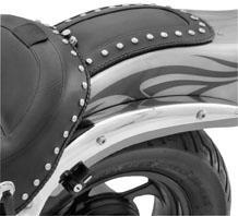 Mustang Motorcycle Products (78049) Body Other Fender Bib - FNDR BIB 800 VOLUSIA/C50 STUD