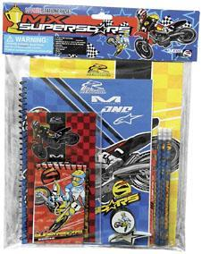 Smooth Industries (1723-200) Offroad Casual Accessories MX SPRSTRS 11PC STATIONARY SET