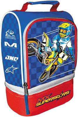 Smooth Industries (1800-209) Offroad Casual Accessories MX SUPERSTARS LUNCHBOX '13