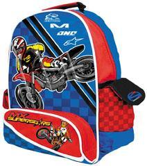 Smooth Industries (3119-209) Offroad Casual Accessories MX SUPERSTARS BACKPACK '13
