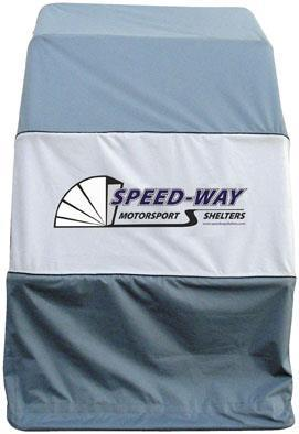 Speed Way Shelters (MTS-GRY) Covers - SPEEDWAY STD/SPORT SHELTER